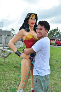 Campuestohan Wonder Woman