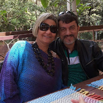 Thereza e Carlos Daian
