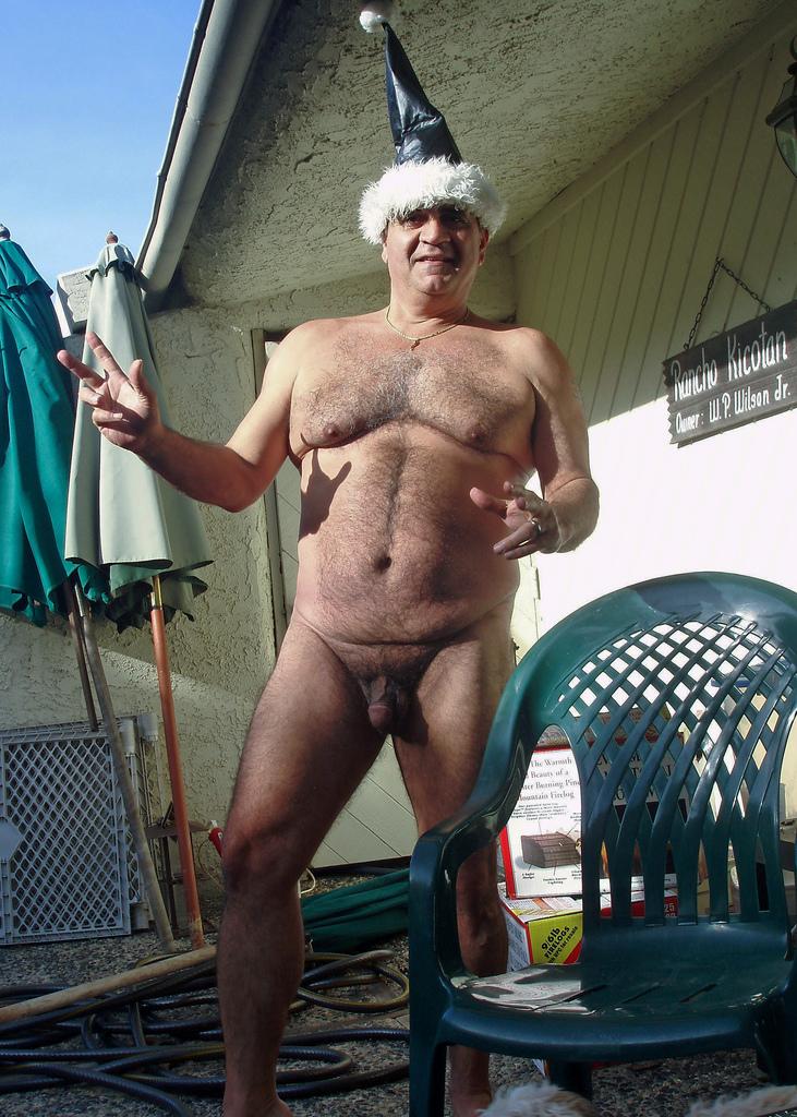 Gay Bear Naked Daddy Hairy Oldermen