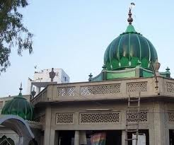 ... of the shrine of saint mian sher muhammad also known as sher e rabbani