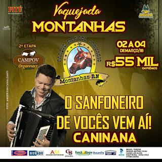 MONTANHAS/RN EM FESTA!!!!