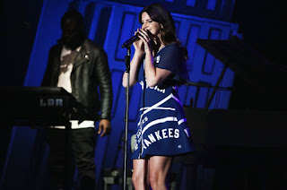 Lana Del Rey, Governors Ball, Serial Killer, Music To Watch Boys To