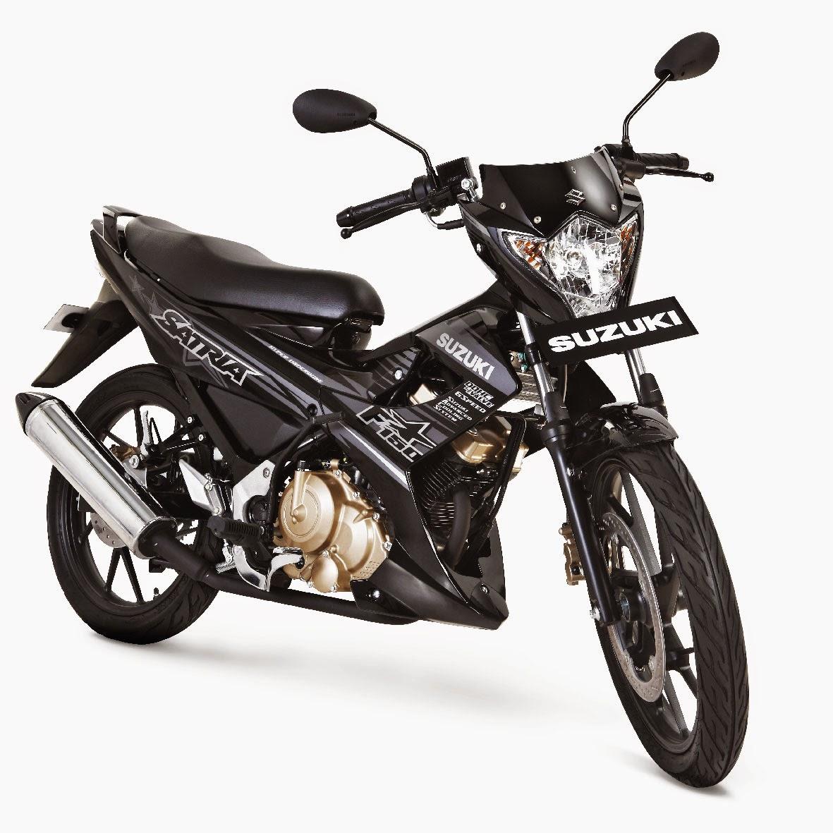 Kredit Motor Suzuki Satria Fu