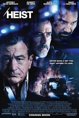 Heist (2015) Movie Poster