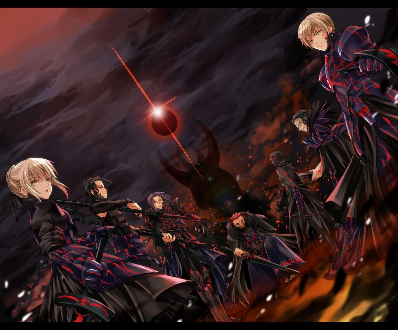 Fate/Zero | Anime-Planet
