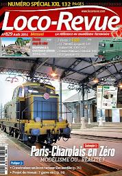 Loco Revue n°829 - Août 2016