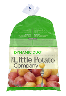 Dynamic Duo Creamer Potatoes from The Little Potato Company