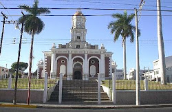 Iglesia de la virgen del Carmen