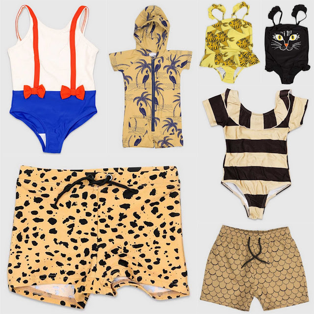 Mini Rodini Swimwear 2015, Swimwear, Kids Swimwear, Mini Rodini