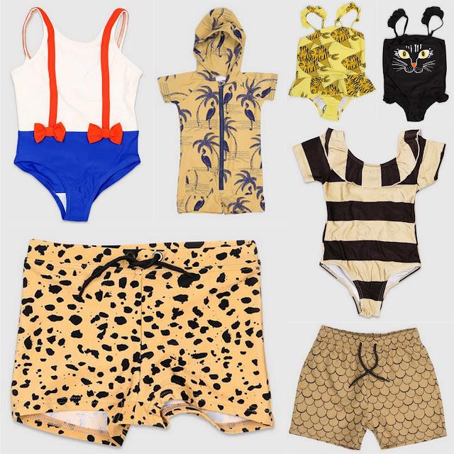 Mini Rodini Swimwear 2015, Swimwear, Kids Swimwear, Mini Rodini