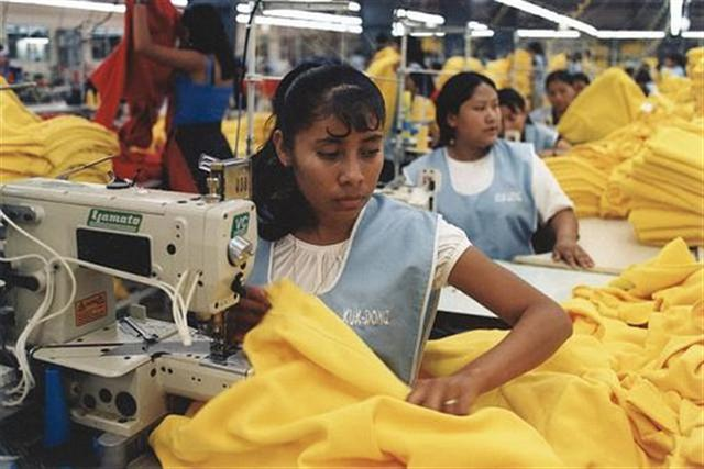 American clothing manufacturers