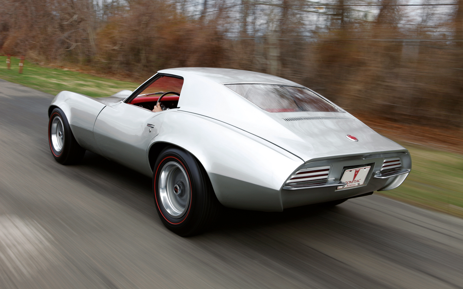 FAB WHEELS DIGEST FWD 1964 Pontiac Banshee I Coupe