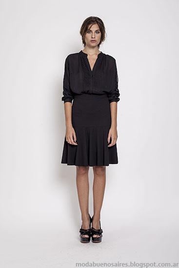 Blusas de moda invierno 2015 Janet Wise.
