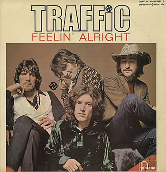 Traffic Spencer Davis Group Here We Go Round The Mulberry Bush Looking Back