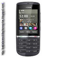 Nokia Asha 300 Price in Pakistan