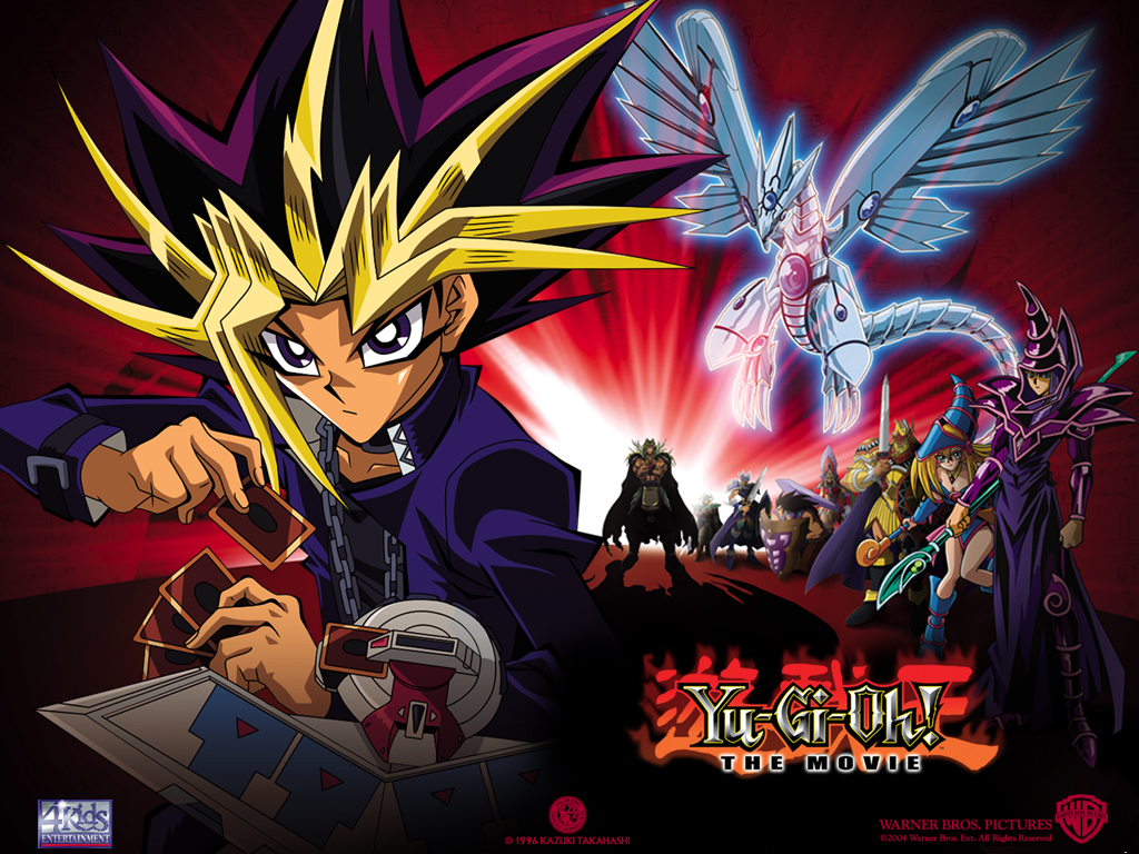 Yu-Gi-Oh HD & Widescreen Wallpaper 0.487683039740755