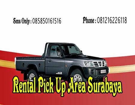 Rental Pick Up Area Surabaya