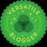 Selinho Versatile Blogger
