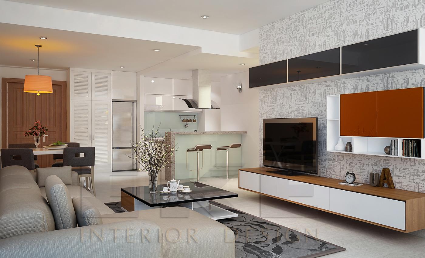 eke interior design ph ng n thi t k petro land q2 ForEke Interior Design