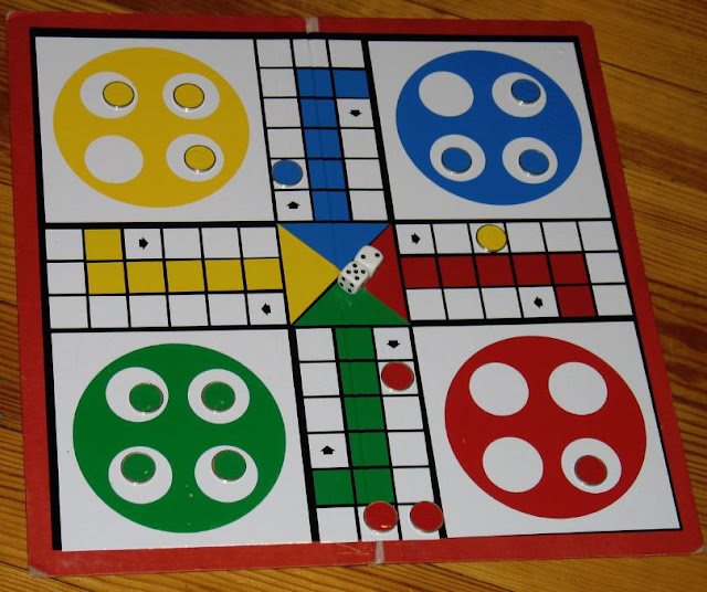 how to play ludo game