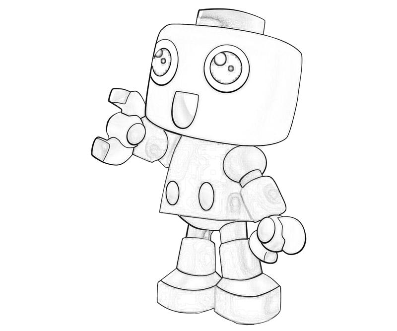 servbot-playing-coloring-pages