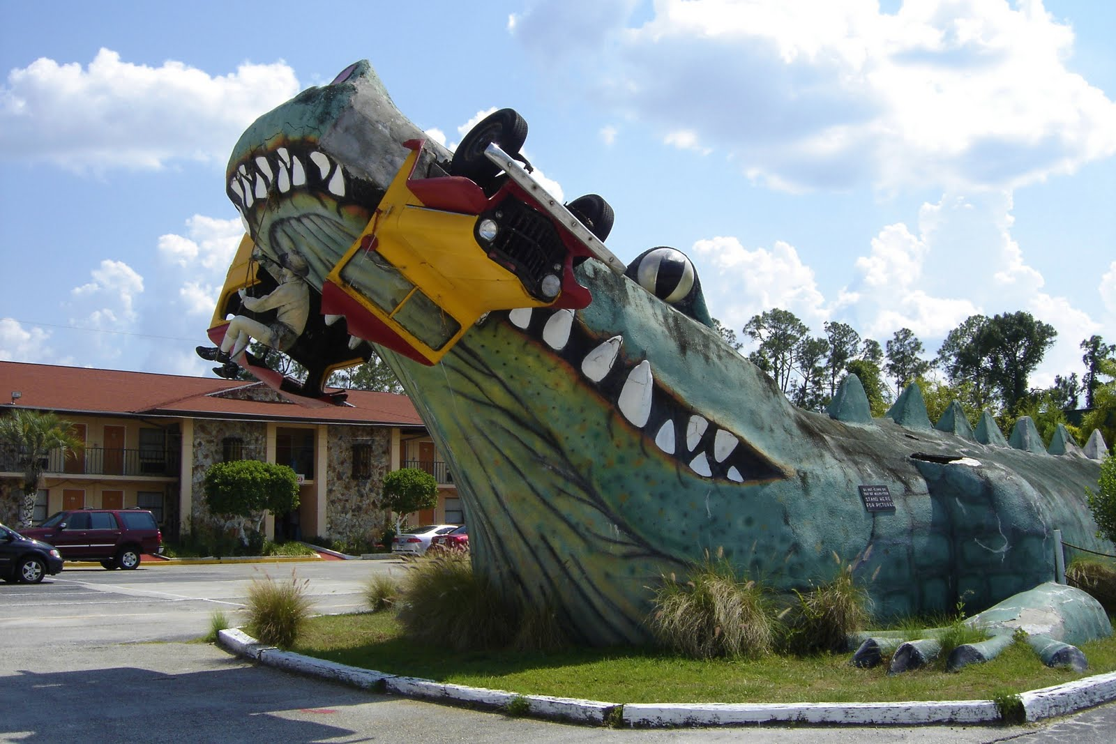 Places To Go Buildings To See Jungleland Zoo Kissimmee Florida