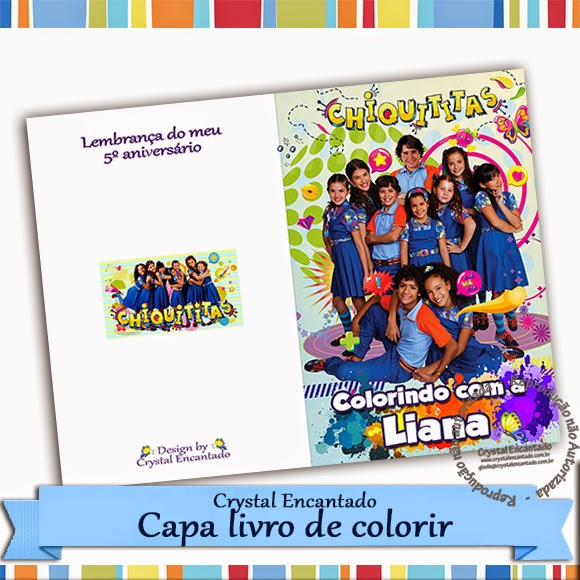capa livro de colorir