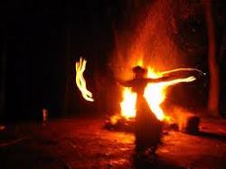 A fogueira interior