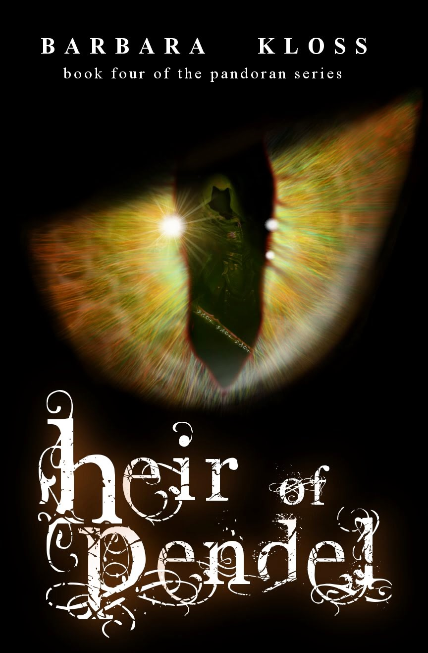 Heir of Pendel (A Pandoran Novel, #4), available for Pre-Order Now!