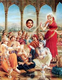 Legend behind Rahukaalam