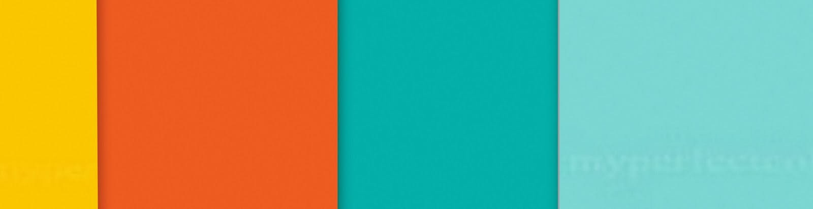 Colors that go with turquoise best wall photos with - What colors go with orange ...