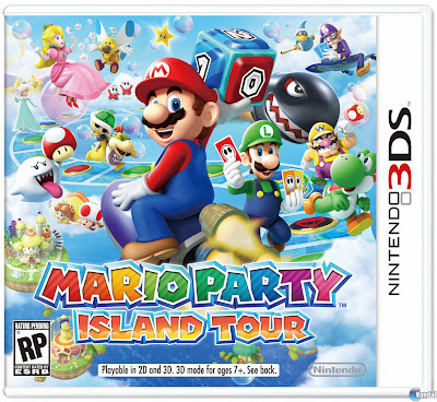 ROM Mario Party Island Tour Download Torrent Emulator