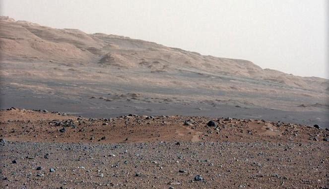 Gambaran Mars kini tampil lebih jelas dengan gambar kualitas tinggi.
