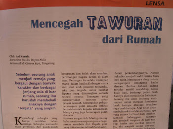 Artikel lain di Majalah POTRET