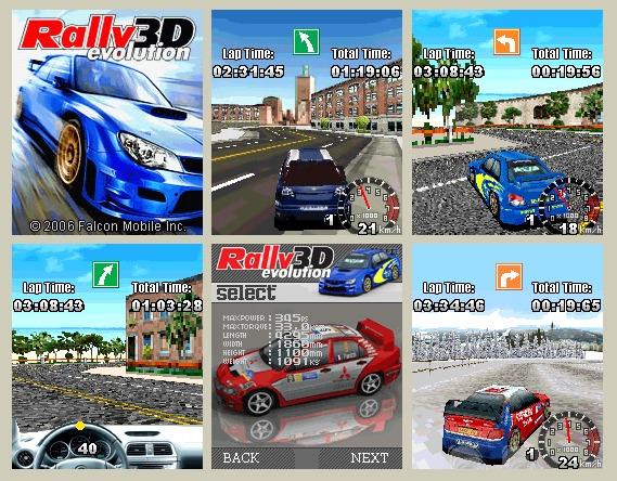 Jogos Para Nokia Asha 305 Rally Evolution 3d