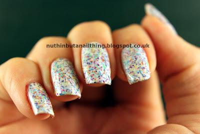 Lush Lacquer nail polish swatches