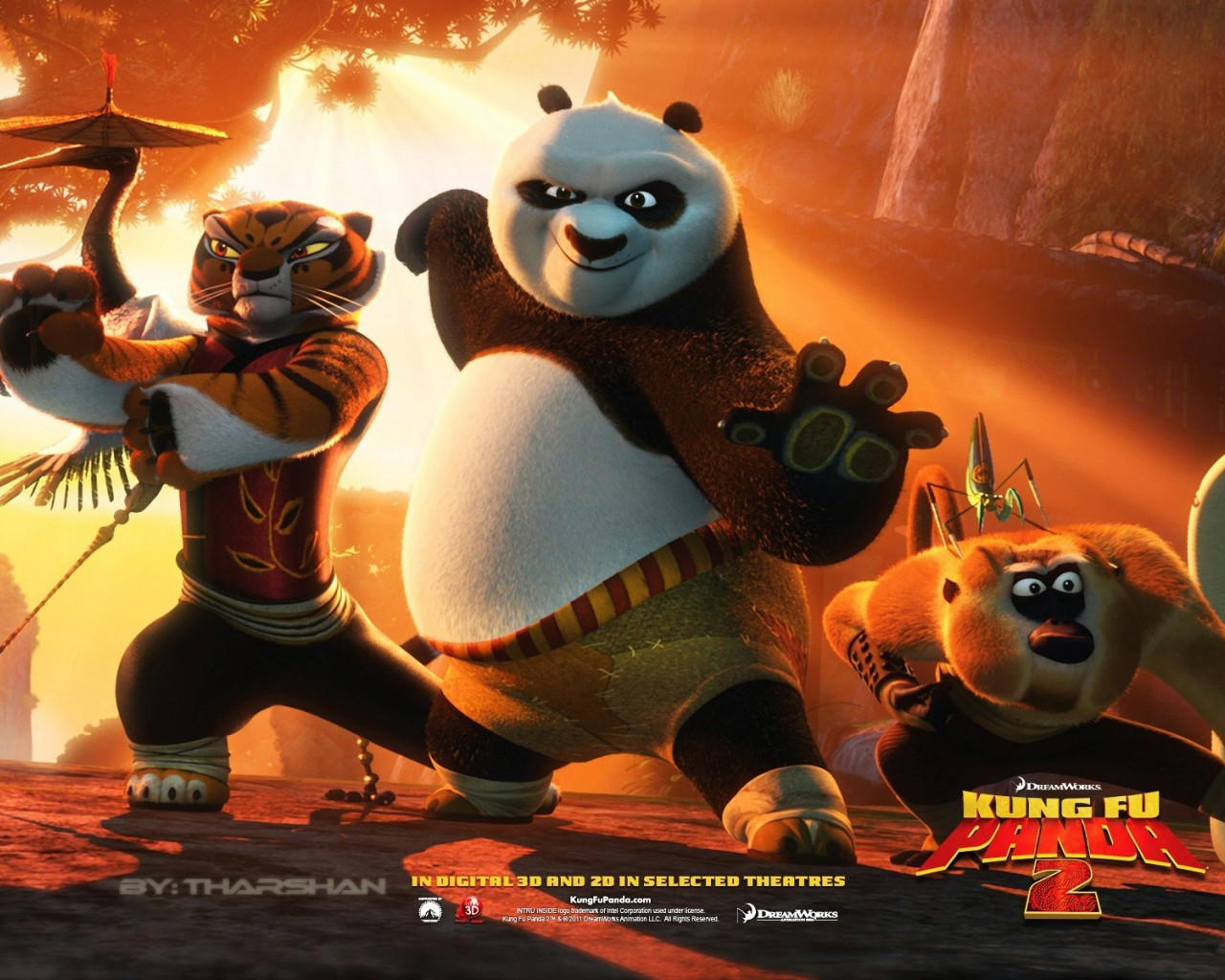 Kung Fu Panda 2 2011 Hd Wallpaper News And Gossips
