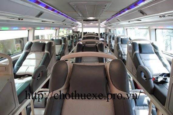 Cho thuê xe giường nằm đi Quảng Bình trọn gói, chất lượng cao