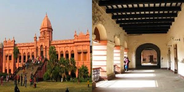 Ahsan Manzil - the Pink Palace of Dhaka