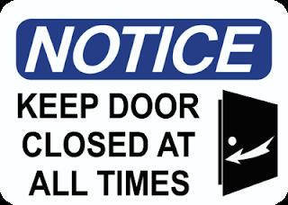 Wallpapers of Caution, Notice dan Warning :