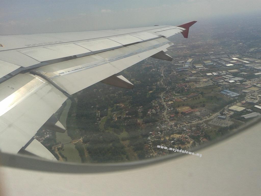 kenangan sbb2014, sepetang bersama blogger 2014, sayap kapal terbang