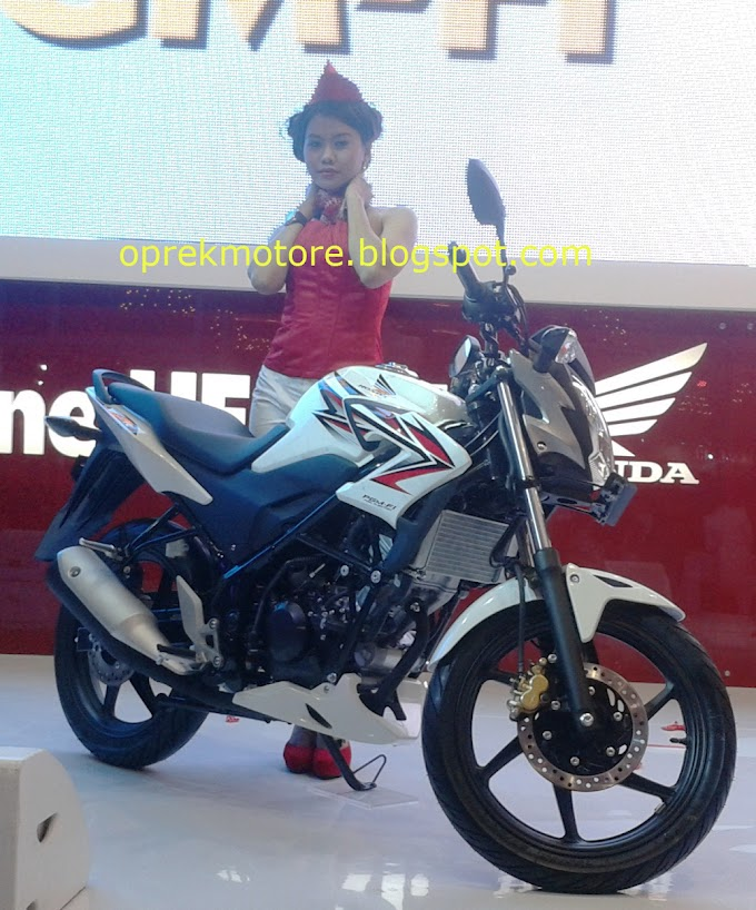 Honda CB150R Streetfire, Lawan Kuat New V-ixion Telah Hadir!
