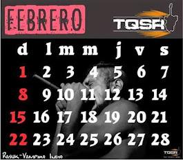 Febrero TQSR