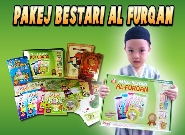 Nak Ajar Anak Pandai Mengaji Al Quran?