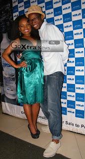 Ayanda Sotshisa and Thandy Mataila