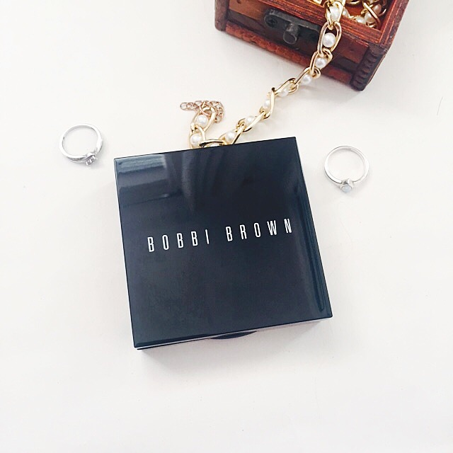 Bobbi Brown Shimmer Brick Nectar