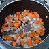 Receita: Arroz Integral com Cenoura sem Adição de Sal