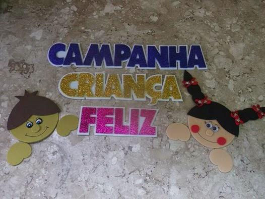 Campanha criança feliz da comunidade de Tabua: Doe um brinquedo