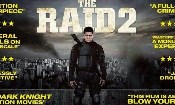 The Raid 2: Berandal Sukses Menempati Posisi 11 Box Office Amerika