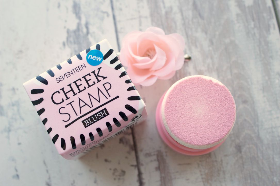 Seventeen Cosmetics Cheek Stamp Blush